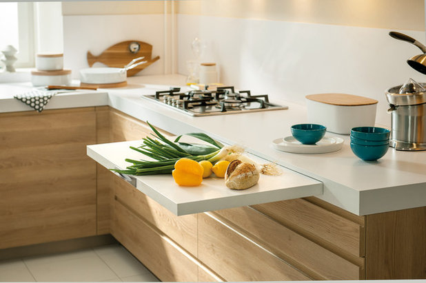 Contemporary Kök by Schmidt Kitchens Palmers Green