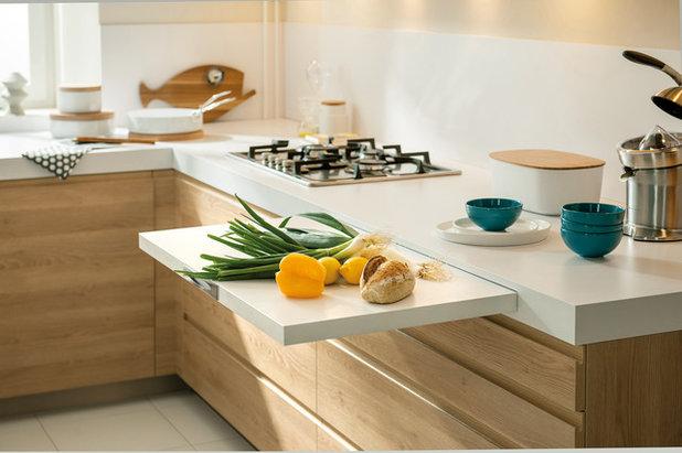 emejing kleine küchen planen contemporary - house design ideas ... - Kleine Küche Optimal Nutzen