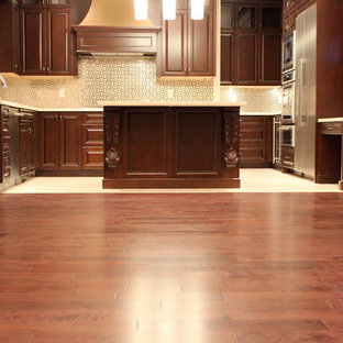 """New 5"""" Maple Hardwood installed in a new house"""