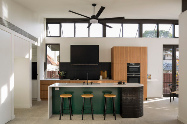 Contemporary Kitchen by BIC Construction Pty Ltd