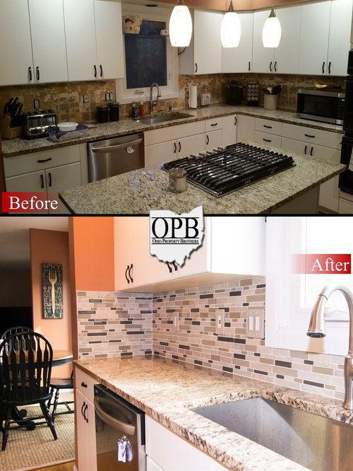 Property brothers kitchen design ideas remodel pictures for Property brothers kitchen remodels