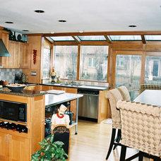 Eclectic Kitchen by CHRIS EGNER DESIGN-BUILD-REMODEL