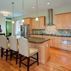 Contemporary Kitchen by Arlington Home Interiors