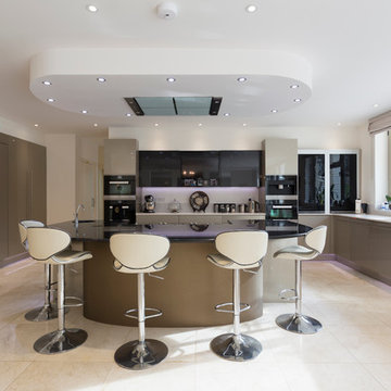 New Build, Finchley