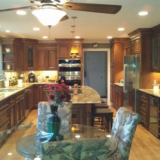 Traditional Kitchen by Alexander Lumber Company