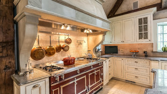 New Canaan French Country Transformation