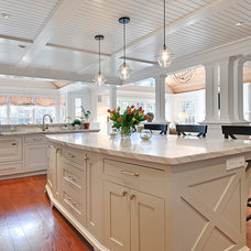 Traditional Kitchen by Blansfield Builders, Inc.