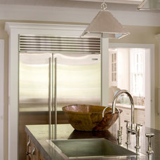 Traditional Kitchen by Orrick & Company