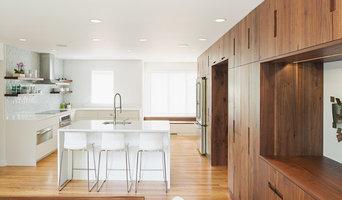 New Century Modern Kitchen