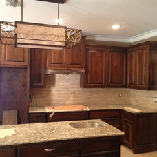 Traditional Kitchen by ADR Custom Homes