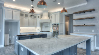 New Construction - Contemporary Kitchen