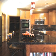 Contemporary Kitchen by Designs with Marcie