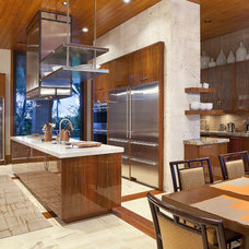 Contemporary Kitchen by ibi designs