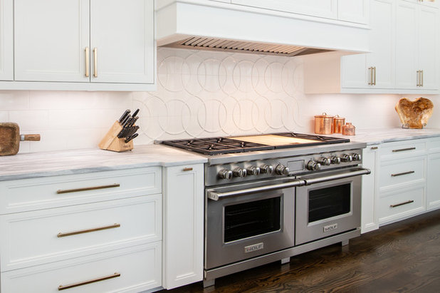 Fusion Kitchen by Walker Woodworking