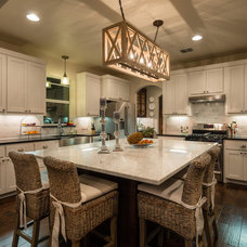 Traditional Kitchen by Urban Core Realty