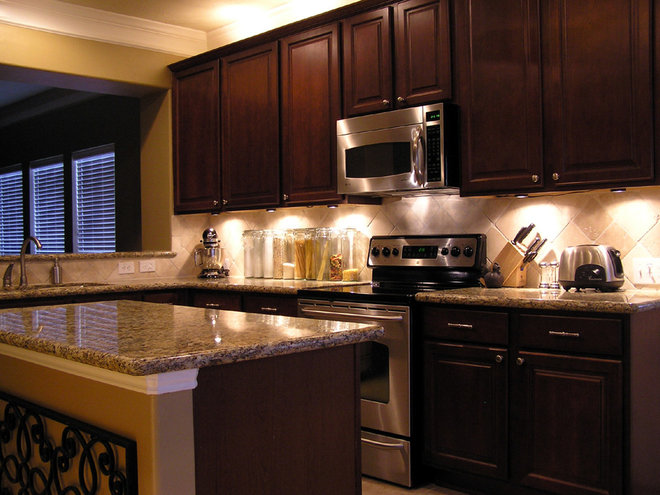 Traditional Kitchen by Fletcher Design Consultants