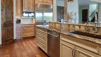New Construction Kitchen in Marble Falls, TX