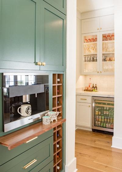 Clásico renovado Cocina by Lindsey Black Interiors