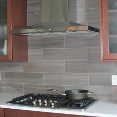 Modern Kitchen by Kimberly Arnold Fletcher