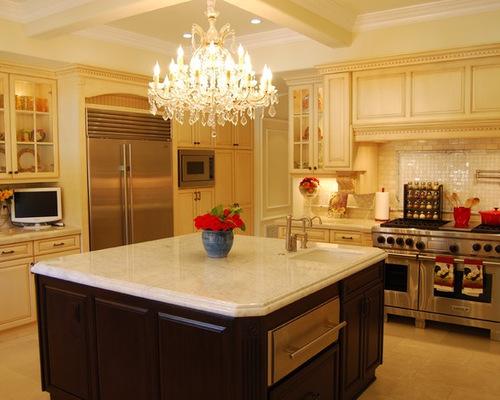 Kitchen chandelier lighting