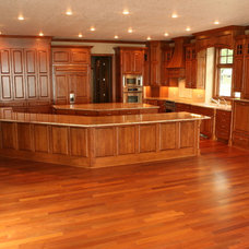 Traditional Kitchen by SWEDBERG WOOD PRODUCTS INC