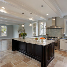 Traditional Kitchen by Sterling Wilson Design