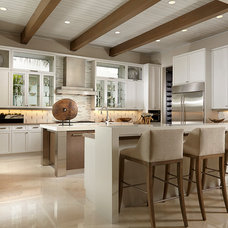 Transitional Kitchen by The Decorators Unlimited