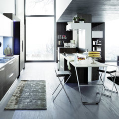 modern kitchen by Prestige Designs