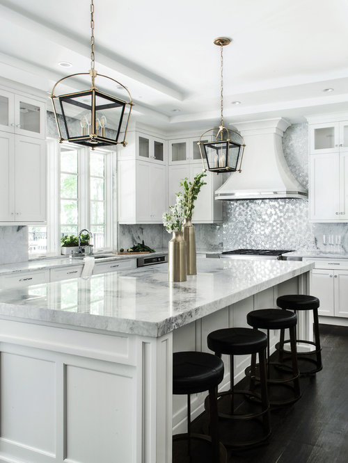 White Kitchen Design Ideas & Remodel Pictures | Houzz