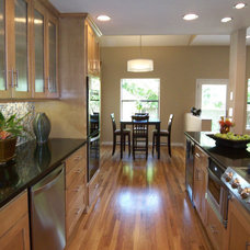 Traditional Kitchen by New Creation Group Remodeling