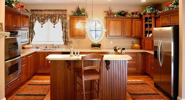 ... specializing in kitchen remodeling and affordable cabinetry. Read More