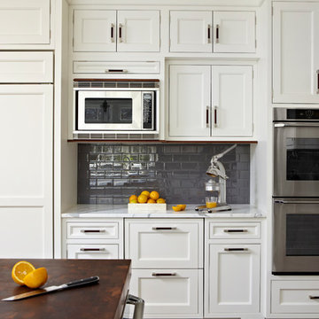 New England Home Kitchen