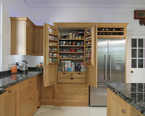 Best Full Height Pantry Design Ideas Remodel Pictures