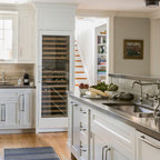kitchen cabinet with sink addition and renovation wilmington de traditional 19802