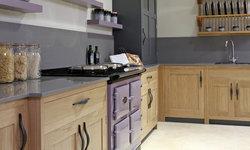 New England Shaker Kitchen