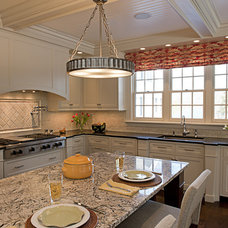 Modern Kitchen by Art of Tile and Stone