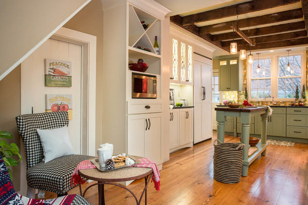 15 Farmhouse Kitchens That Made Us Swoon This Month