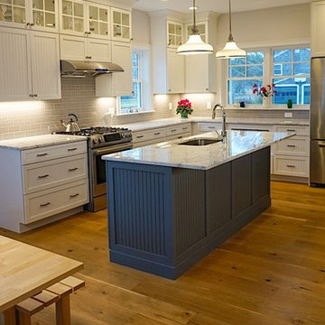 New Falmouth Home Architect & Build