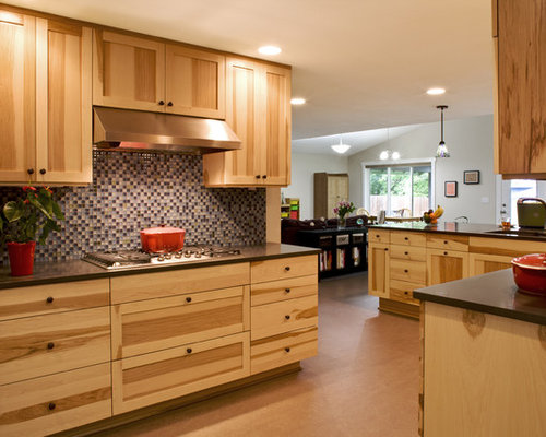 Hickory Cabinets Ideas, Pictures, Remodel and Decor