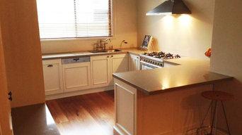 New French Provincial Kitchen Ballarat