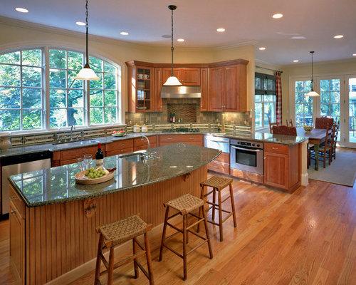 Flip Flop Kitchen Design Ideas, Remodels & Photos