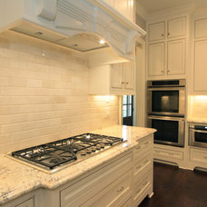Traditional Kitchen by Rosen Custom Homes