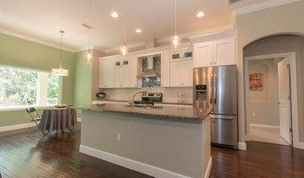 "New Home Kitchen- The ""Atlantic"" model"