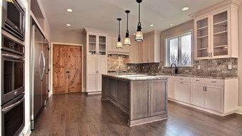 New Home White Kitchen St. John, IN