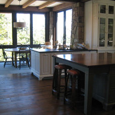 Traditional Kitchen by Rempe Construction
