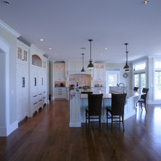 Traditional Kitchen by Cape Associates, Inc.