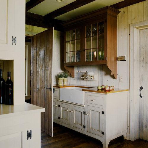 Rustic Farmhouse Kitchen Cabinets rustic kitchen cabinets | houzz