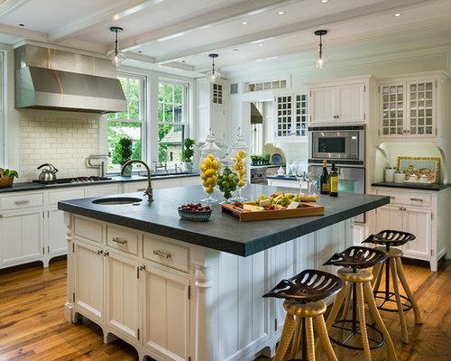 Kitchen Island With Thicker Granite