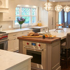 Kitchens - Modern - Kitchen - Tampa - by Veranda Homes