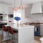 Laguna Vista Beach Style Kitchen Los Angeles By Brown Design Group